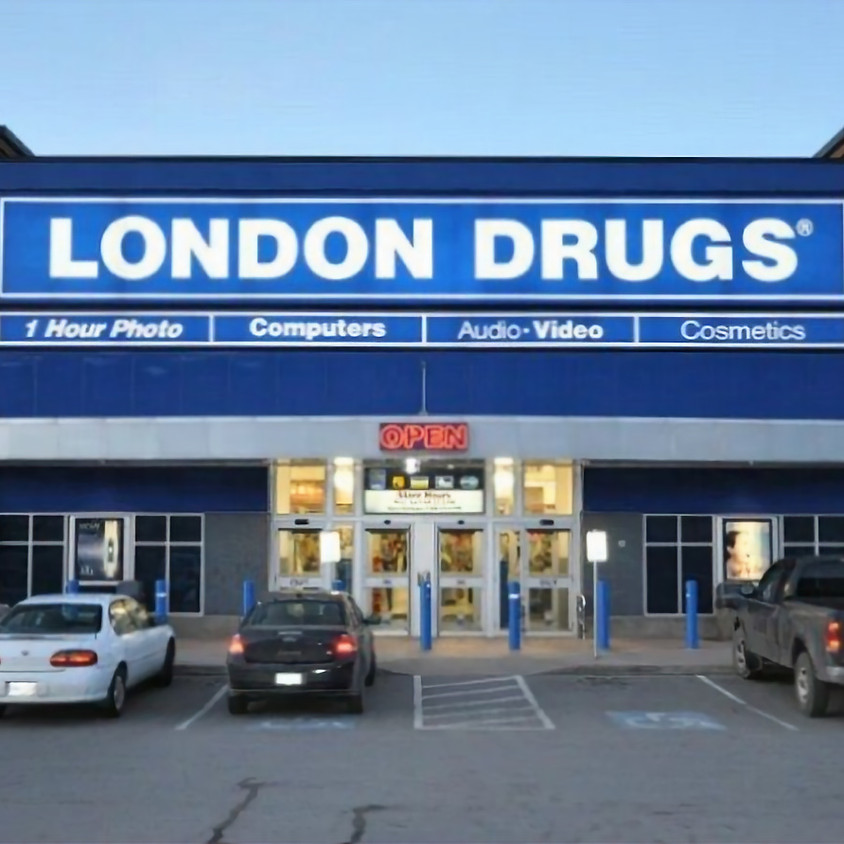 """""""Launch & Learn"""" with Rob Felix - London Drugs"""