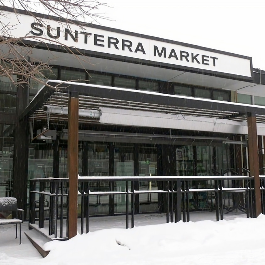 """""""Launch & Learn"""" with Chris Alladin - Sunterra Quality Food Markets"""