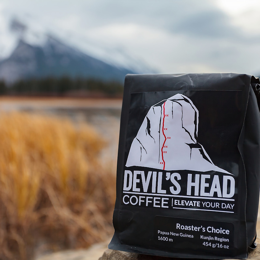 """""""Launch & Learn"""" with Tanis & Chris - Devil's Head Coffee"""