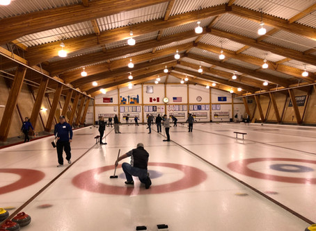 Highlights of the Jack LeBrier Curling Tournament