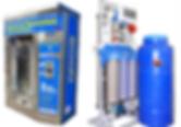 Комплект аппарата продажи воды в розлив ВАП 3 Люкс