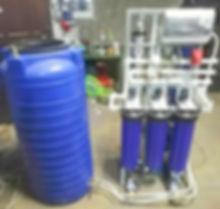 Установка очистки питьевой воды Vending Water