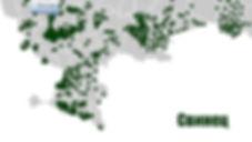 Превышение ПДК свинец карта России