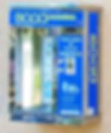 Корпус модуля розлива Vending Water из нержавеющей стали