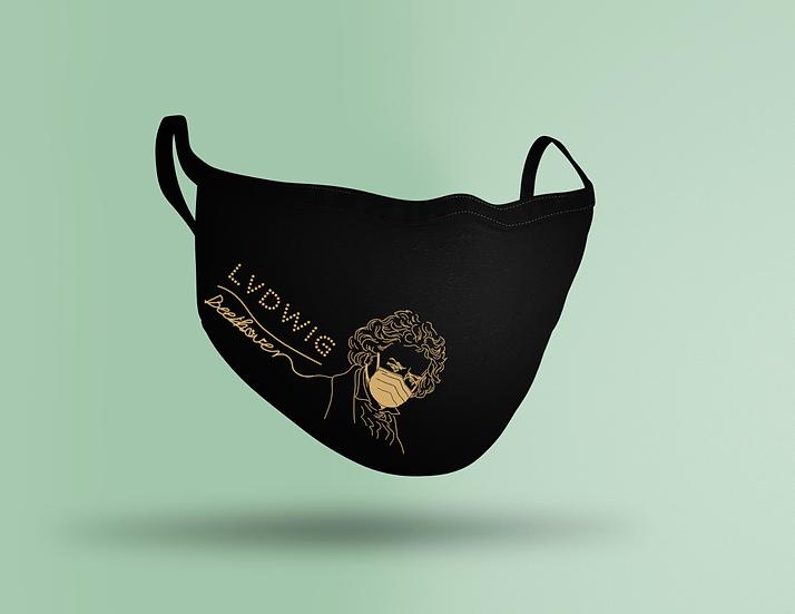 LVDWIG vom Beethoven Maske