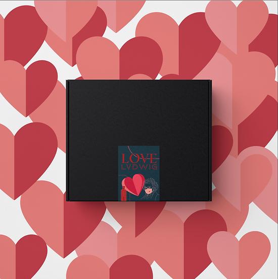 LOVE LVDWIG. boxset