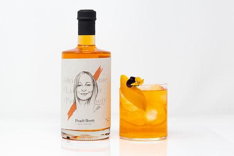 Bottle + Drink _Peach Booty (Ho & Co Des