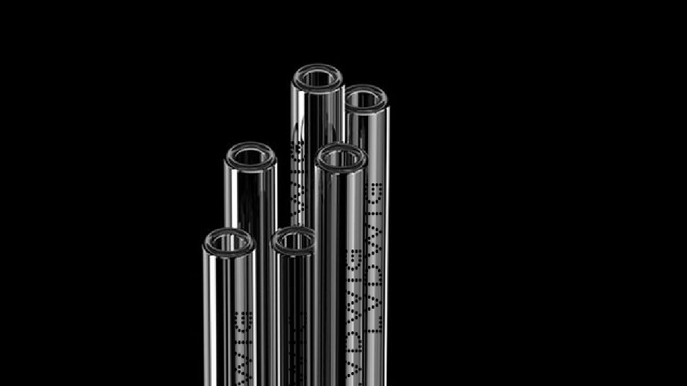 LVDWIG Glasstrohhalm 4st