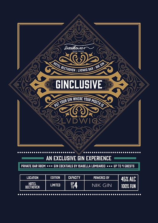 GINCLUSIVE Bar Room