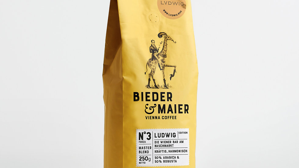 BIEDER&MAIER Masterblend LVDWIG Edition