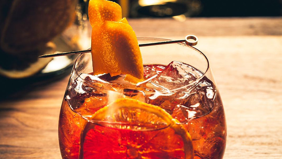 LVDWIG COCKTAIL 'Negroni'
