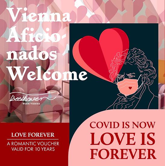 LOVE FOREVER. An Uber Romantic Getaway