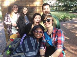 Selfies in Charleston