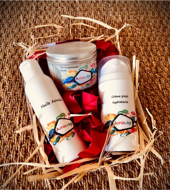 6 - Coffret cadeau 3 produits