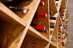 Ameublement cave à vin