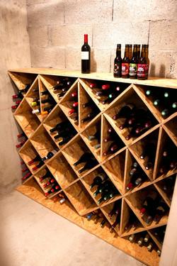 Cave à vin Aménagement