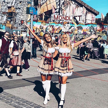GERMANY & OKTOBERFEST🍻_._Oktoberfest is