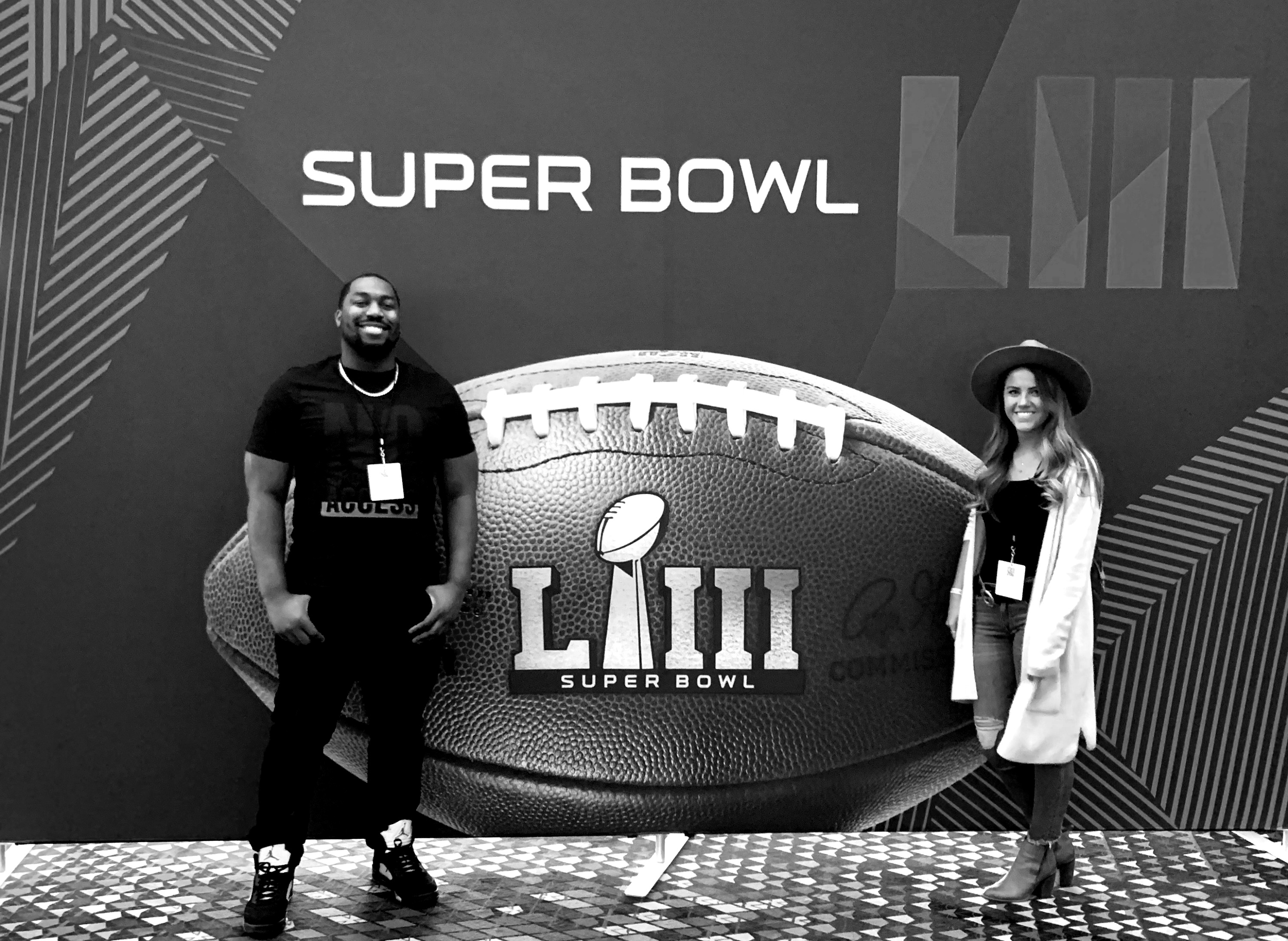 Radio Row at Super Bowl 53 with Denver B