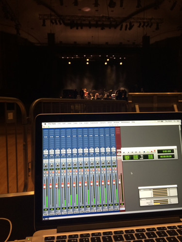 Frank Carter & The Rattlesnakes - Pro Tools Rig