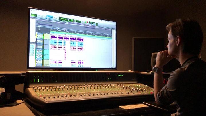 Oceanback - Recording Session