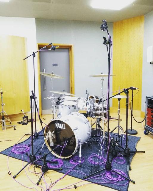 Black Market Session 1 Drums