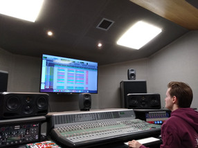 Bossy Nova - Recording Engineer 3
