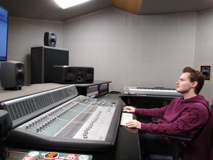 Bossy Nova - Recording Engineer 4