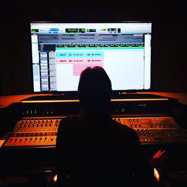 Engineering at Hempstead Road Studios