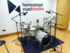 Hempstead Road Studios - Drum Setup