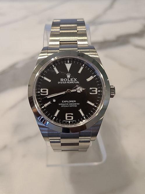 Rolex Explorer I