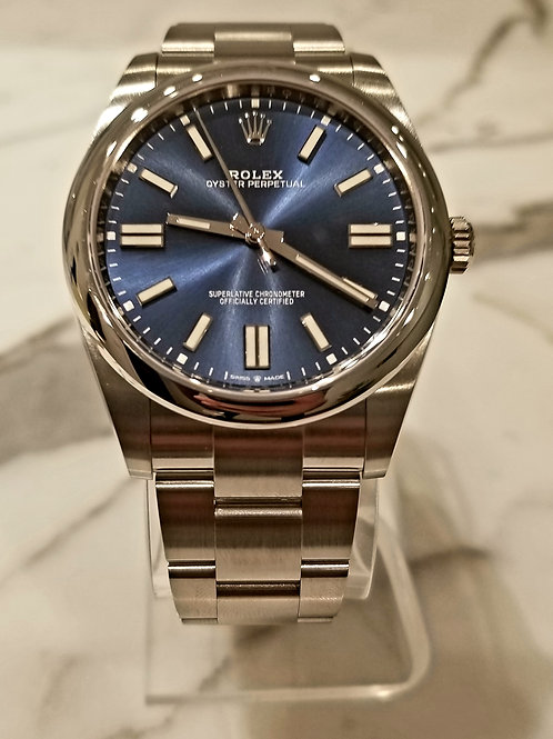 2020 Rolex Oyster Perpetual 41