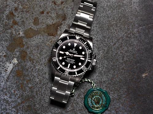2019 Rolex Submariner