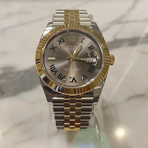 Rolex Datejust 41 18kt Yellow Gold