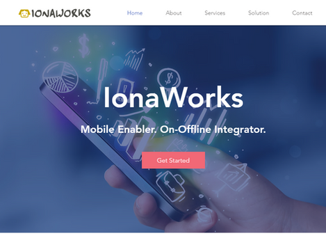 IonaWorks finds a new home online!