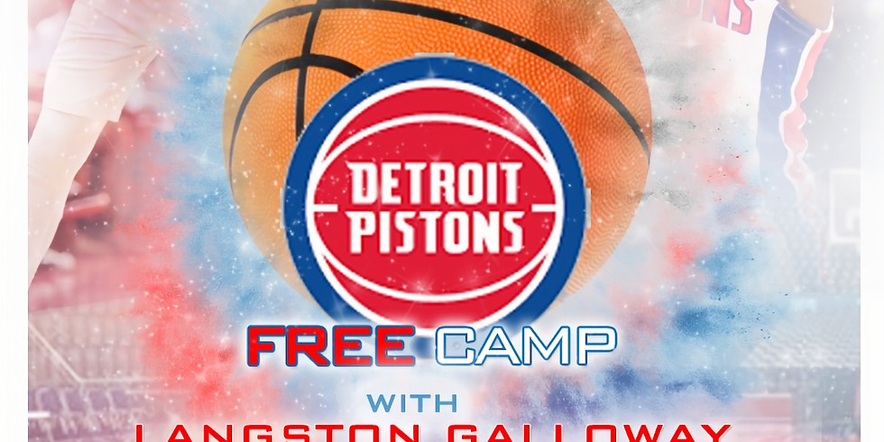 FREE CAMP WITH LANGSTON GALLOWAY