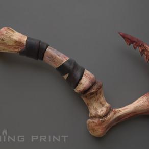 3D-печать: косплей, реквизит, бутафория