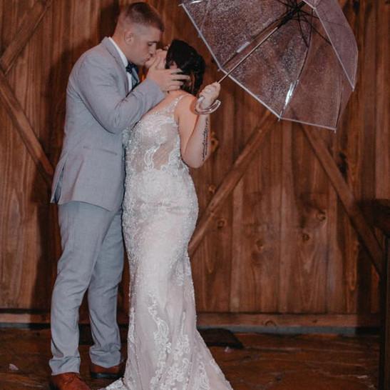 Cedar Ridge Barn Newly Weds