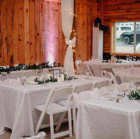 Cedar Ridge Barn Tables