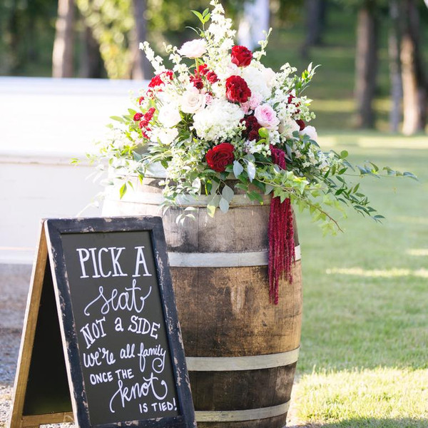 Cedar Ridge Barn Outdoor Venue
