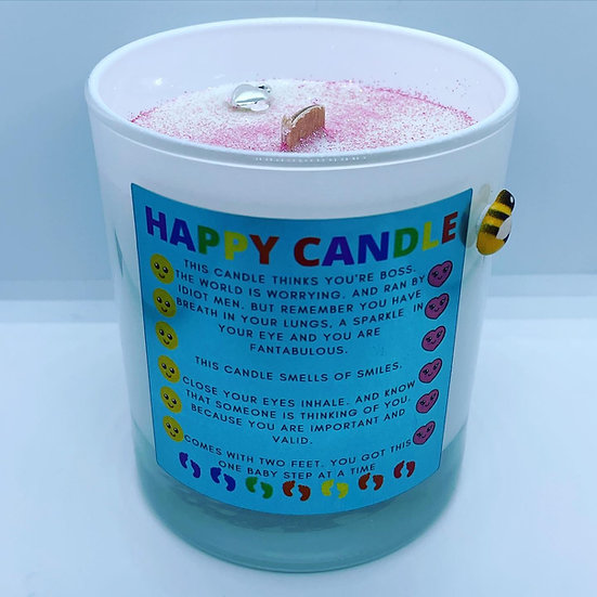 The Happy Candle