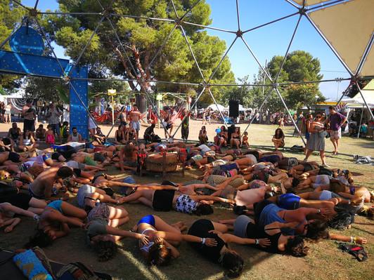 workshop sacred dance circle nik rototom