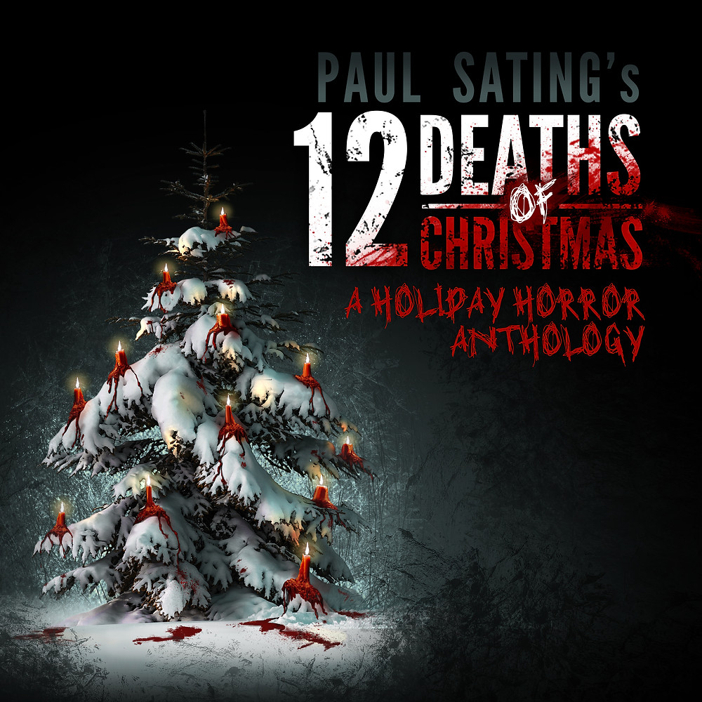 12 story of holiday horror! Pick it up anywhere you get books!