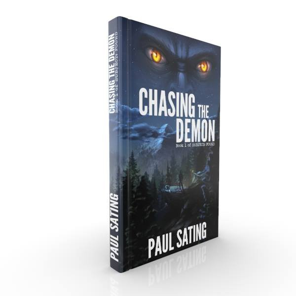 "Pick up ""Chasing the Demon"" now at its special pre-order price."