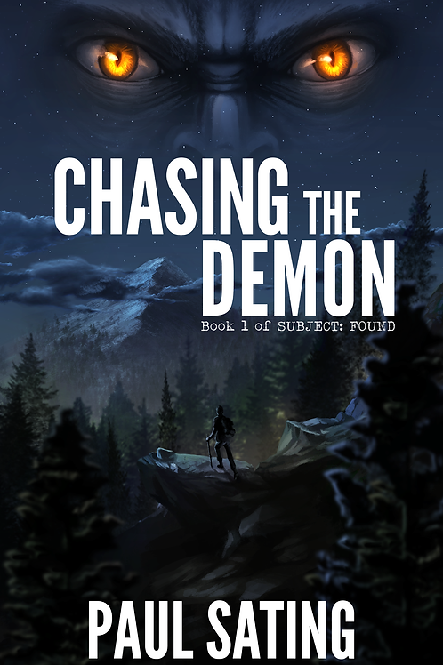 Chasing the Demon (Paperback) - Autographed