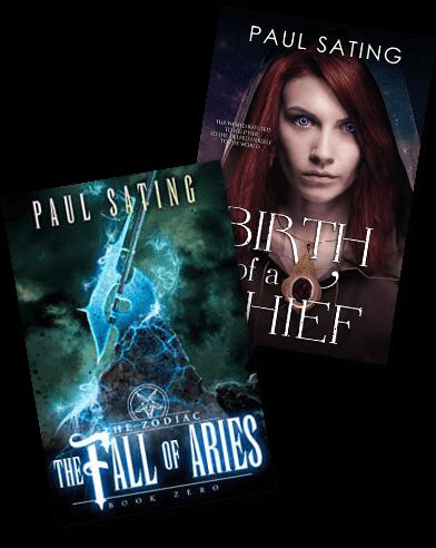 Fantasy Novels | Paul Sating