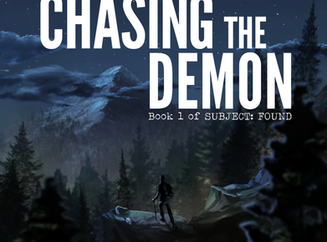 """Chasing the Demon"" is coming!"