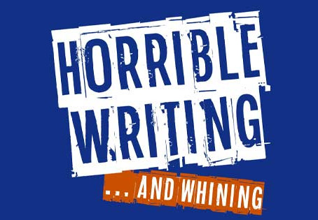 Just Write the Book - Horrible Writing Episode 101 Transcript