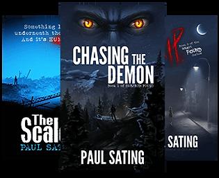 Horror Novels | Paul Sating