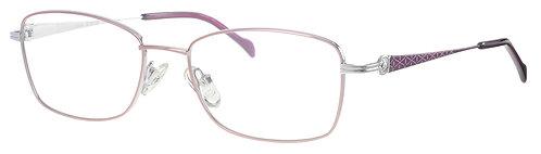 Ladies Titanium FS1 718 Col 50 Purple/Silver
