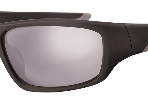 Mod 27 wrap Sunshades col 01 Black/Grey